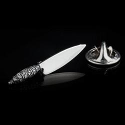 Pin Cuchillo Canario